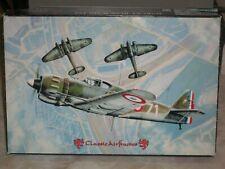 Classic Airframes 1/48 Scale Curtiss Hawk II