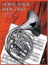 Faber Edition: Horn Solos, Bk 2 Bk 2 by Arthur Campbell (1998, Paperback)