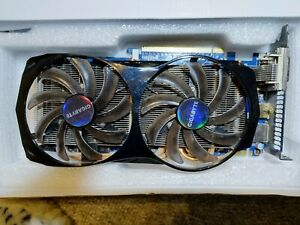 Gigabyte NVIDIA GeForce GTX 660 (GV-N660OC-2GD) 2GB / 2GB (max) GDDR5 SDRAM...