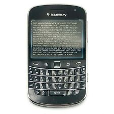 BlackBerry Bold 9900 - Black (Unlocked) 3G GSM WiFi Qwerty Touch Smartphone