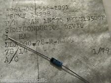 GERMANIUM DIODE DO-7 LAW ,Semiconductor Device,JAN 1N270,5961-00-556-2091,1 Pc