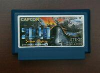 Famicom FC 2010 street fighter Japan import Nintendo NES  game