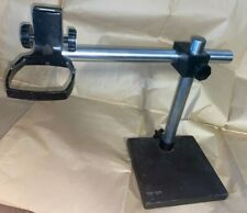 Stereo Microscope Stand Heavy Base Amp Large Boom