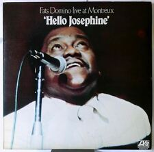 Live At Montreux - 'Hello Josephine' (UK 1974)  by Fats Domino
