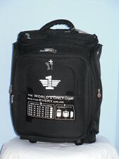 Superlight Weight Worlds Only Cabin Friendly Trolley Bag With Unique Features.