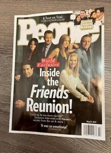 Friends TV Series Reunion, People Magazine May 2021