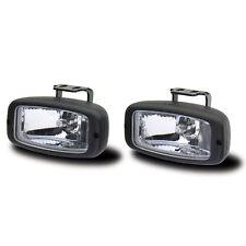 Westin Automotive Driving Lights Small Rectangular Black Universal #09-0305