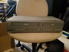 Used Magnavox MWD-2206 DVD Player/VHS with remote