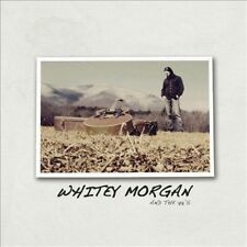 AMAZING! **WHITEY MORGAN AND THE 78's** BAD NEWS WHERE DO YOU WANT IT OUTLAW CD