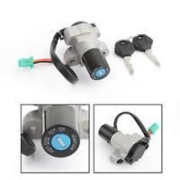 Ignition Switch Lock & Keys Kit For Suzuki 250 13-17 GW250 Inazuma 14-17 B2