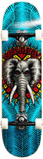 New listing Powell Peralta Birch Complete Skateboard, Vallely Elephant
