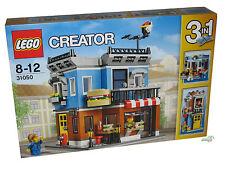 LEGO Creator 3in1 Feinkostladen/ kleines Stadthaus oder ein Blumenladen (31050)