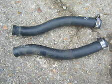 VW GOLF MK1 1981 PAIR OF HEATER MATRIX HOSES 171 819 371