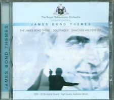 James Bond Themes - Goldfinger/Diamonds Are Forever/Thunderball Cd Perfetto