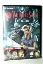 VAMPIRE SAGA COLLECTION GIOCO NUOVO SIGILLATO PC DVD VERSIONE ITALIANA AL1 41853