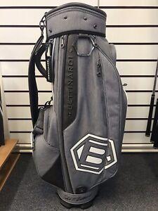 Bettinardi Staff Cart Bag in Silver