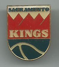 NBA Sacramento Kings Logo Pin Official Licensed Product Basketball OOP