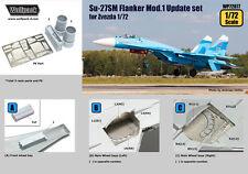 Wolfpack 1/72 Su-27SM Flanker Mod.1 Update set - WP72077