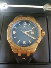 Maurice Lacroix Al1028-BRZ-01-420-1 Limited Edition Aikon Wristwatch