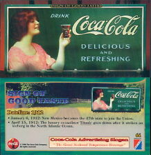 RARA ORIGINAL CARD U.S.A*SIGN OF GOOD TASTE - COCA COLA N.64*-NEW,PERFECT-N.719