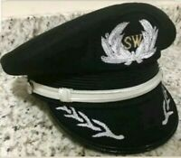 SOUTH WEST AIRLINES PILOT CAP replica all sizes available
