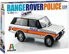 Italeri 3661 1/24 Scale Model Car Kit Range Rover Classic Police