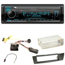 Kenwood kmm-bt304 Bluetooth WMA USB kit de integracion para bmw e90 e91 e92 e93
