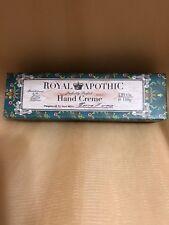 Royal Apothic Terra Firma Hand Creme Cream 4oz (full size) Brand New, Boxed