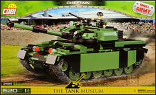 COBI Chieftain /Bovington/ (2494) - 620 elem. - British main battle tank