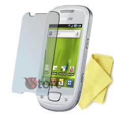 3 Pellicole Per Samsung S5570i GALAXY NEXT TURBO Pellicola Salva Schermo Display