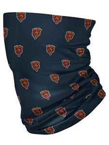 NFL Chicago Bears Unisex Neck Gaiter Printed Logo