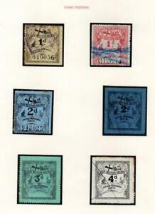 COLLECTION OF GREAT WESTERN RAILWAY NEWSPAPER PARCEL STAMPS