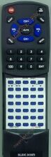Replacement Remote for ECLIPSE CD5444, 14300017700700, CD3434, 5443 CC