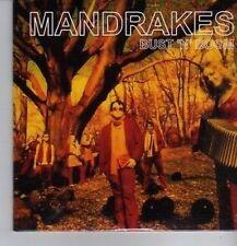 (CT942) Mandrakes, Bust 'N' Boom - 2009 sealed CD