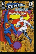 SUPERMAN MADMAN HULLABALOO 1-3 NEAR MINT COMPLETE SET 1997