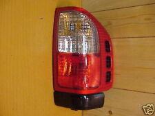 ISUZU RODEO 00-04 TAIL LIGHT PASSENGER RH RIGHT OEM dark green trim