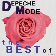 DEPECHE MODE The Best Of Volume 1 CD/DVD BRAND NEW PAL Region 2 3 4 5 6
