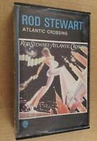 Rod Stewart : Atlantic Crossing :: Vintage Tape Cassette Album From 1979