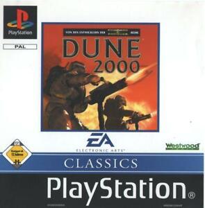 PS 1 - Spiel ~ DUNE 2000 ~ FSK 12