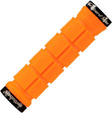 Lizard Skins North Shore NorthShore Lock-On Mountain Bike MTB Grips Tangerine