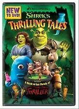 Shrek's Thrilling Tales DVD Feat Monsters Vs Aliens NEW FOR 2012 Shrek New