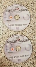 Discs Only! WWE Tagged Classics - King Of The Ring 1999 & 2000 (2 Disc Set) WWF