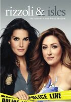 WARNER HOME VIDEO D630395D RIZZOLI & ISLES-COMPLETE 7TH/FINAL SEASON (DVD/3 D...