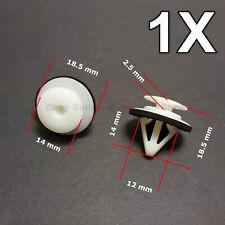 1X Porte Bord Panneau Retianer Avec Joint pour Mazda