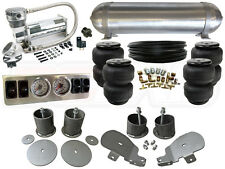 "Complete Air Ride Suspension Kit - 1965-1970 Chevy Impala 1/4"" LEVEL 1 - BCFAB"