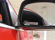 FOR,VOLVO R DESIGN MIRROR DECAL,STICKERS,GRAPHIC,CUSTOM,V40,V60,C30,XC60,S60,S40