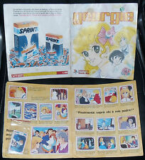 1 ALBUM FIGURINE ANIME/MANGA 80-GEORGIE-COMPLETO -5 STICKER pollyanna,lady oscar