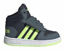 Adidas Core Niños Pequeños Niño Ocio Y Sport Zapatos Aros Medio 2.0 I Negra