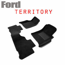To suit Ford Territory SX SY 2004/11 Moulded Contour 3D Car Floor Mats Carpet