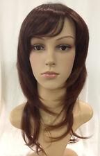 Drag Queen, Crossdresser Wig Joan!  Brunette Color.  Beautiful!